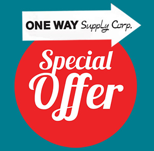 one way supply fall sale